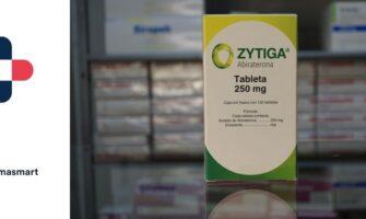 comprar Zytiga 250 mg tabletas