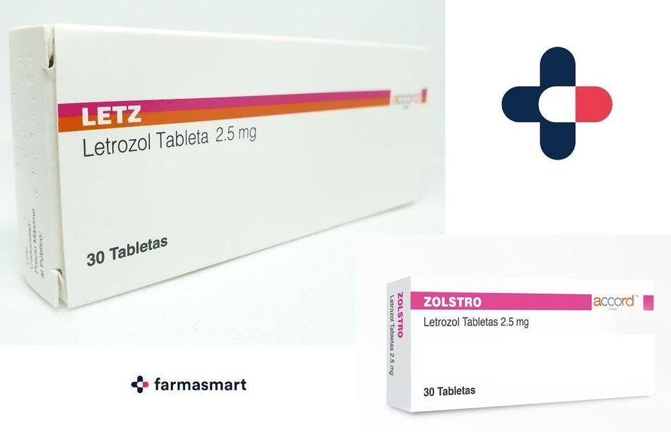 Letrozol genérico