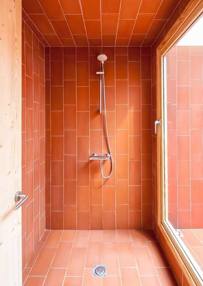 Terracotta Tiles For The Bathroom
