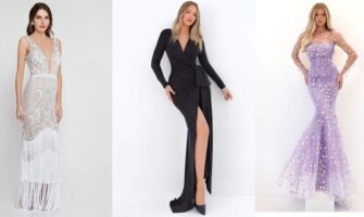 Evening Dresses 2021- Top Designer yet affordable trends to pick your next outfit from