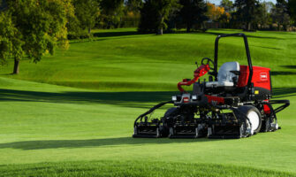 Jacobsen Golf Course Mowers and Lawn Mowers