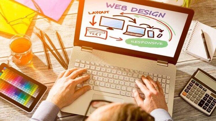 hiring a web design agency